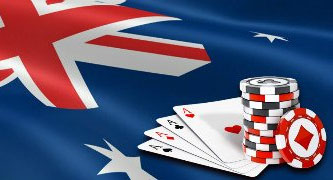 Gambling laws in Australia