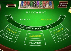Baccarat is one of the oldest casino games