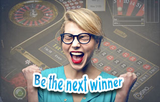 be the next roulette winner
