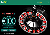 bet365 online casino homepage screenshot