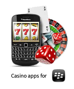 Casino apps for Blackberry devices