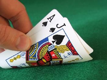 blackjack 21 casino game
