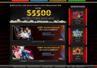 Great welcome bonuses at BoVegas Casino
