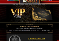 Join the VIP Club and get more promotions