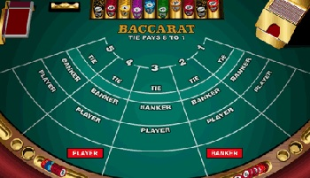 casino games baccarat
