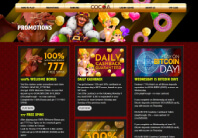 Cocoa casino bonuses and promotions
