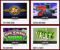 Online slots games at Cocoa casino