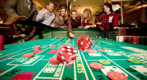 Craps is a popular dice casino game