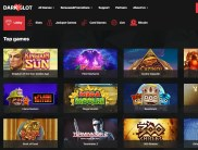 Huge Number of Games at Darkslot Casino