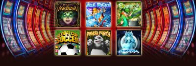 Wide variety of games available at DomGame