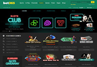 great casino games at bet365
