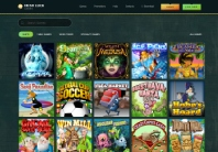 Pick your favourite slot games at Irish Luck Casino