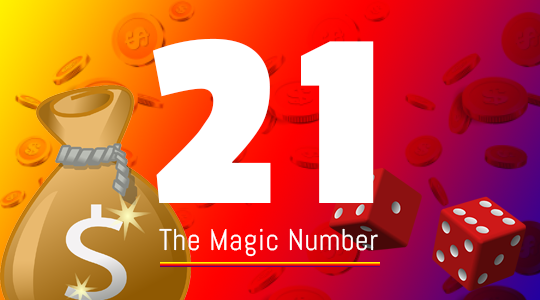 the magic number 21