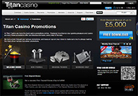 many promotion offers at titan casino
