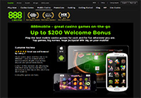 new 888 casino mobile app