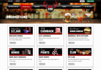 many casino promotions at Red Stag