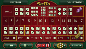 Sic Bo – Asian Dice