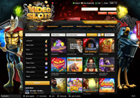 try VideoSlots casino games
