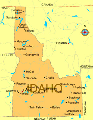 USA - Idaho
