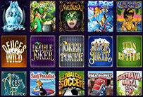 Supernova casino owns a great collection of casino games